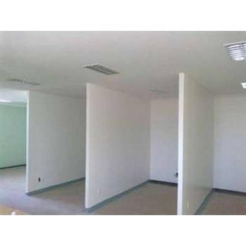 Drywall para áreas Externas Ponte Rasa - Drywall para Banheiro