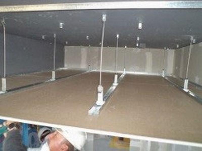 Drywall para Cozinha Pompéia - Drywall para Ambiente Externo