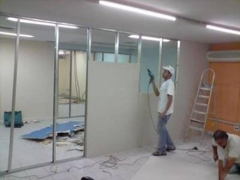 Drywall para Piso Valor Alto do Pari - Drywall para Teto