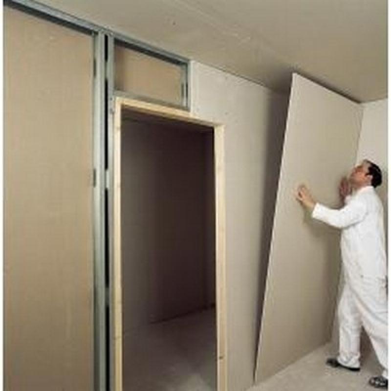 Drywall para Umidade Valor Santana - Drywall para Banheiro