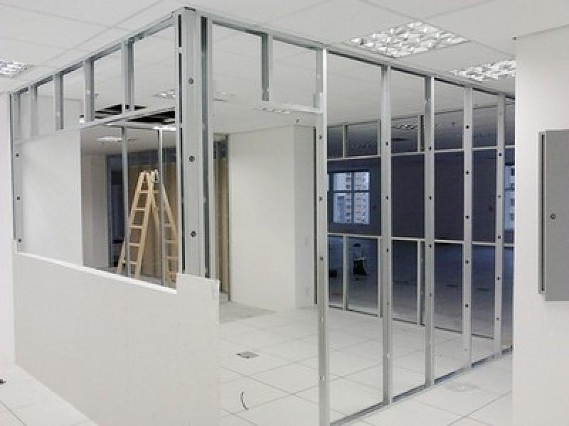 Drywall para Piso