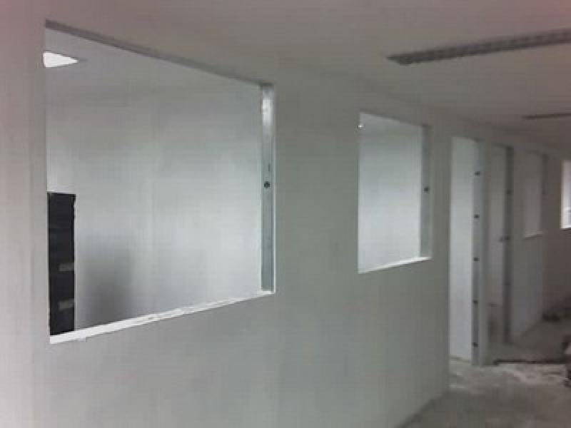 Instalação de Drywall para áreas Externas Parque São Lucas - Drywall para Ambiente Externo