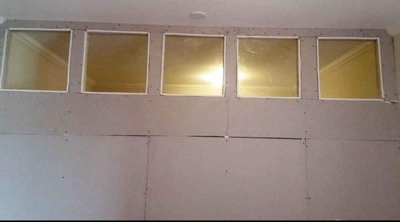 Instalação de Drywall para Banheiro Jd da Conquista - Drywall para Ambiente Externo