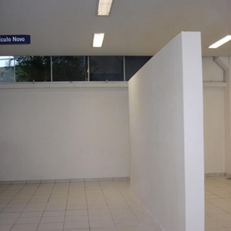 Instalação de Drywall para Dividir Ambientes Cantareira - Drywall para Quarto