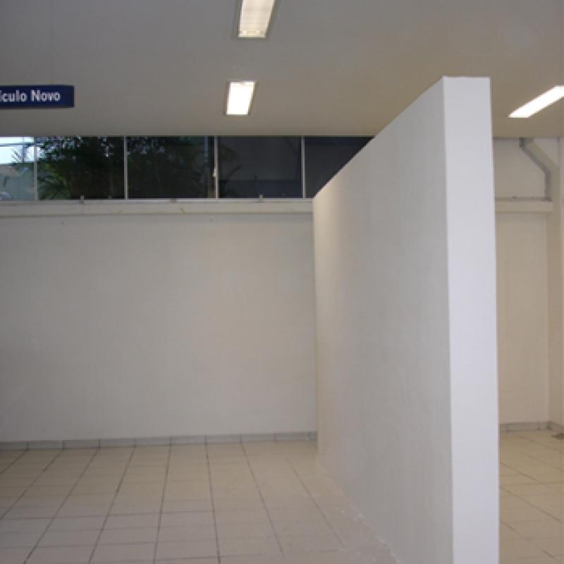Instalação de Drywall para Parede Carandiru - Drywall para Ambiente Externo