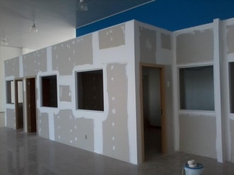 Instalação de Drywall para Piso Vila Dalila - Drywall para Ambiente Externo
