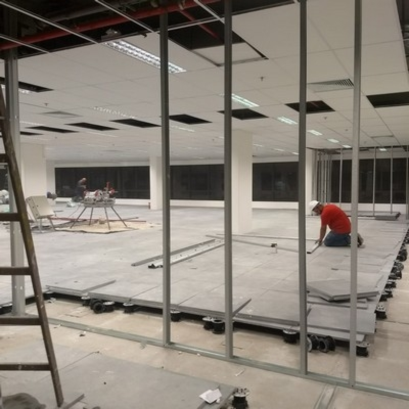 Instalação de Drywall para Teto Parque Santa Madalena - Drywall para Quarto