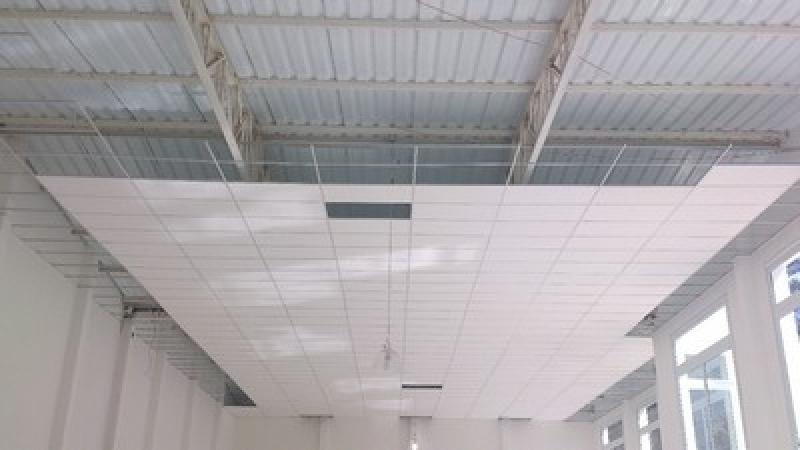 Instalação de Forro de Isopor Preço Carandiru - Forro de Isopor Colocado
