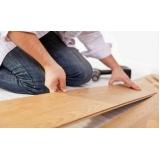 colocação de piso laminado preço Vila Prudente