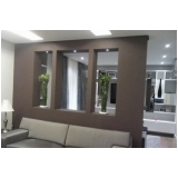 drywall para ambiente externo preço Vila Endres