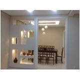 drywall para apartamento Vila Ré