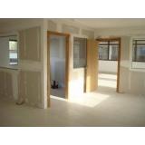 drywall para piso preço Vila Albertina