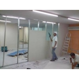 drywall para piso valor Alto do Pari