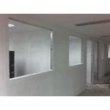 instalação de drywall para áreas externas Vila Mazzei